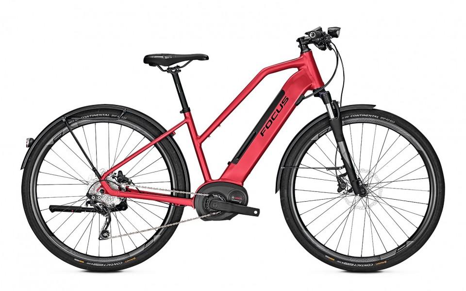 focus planet 6 8 bosch touren sport elektro bike 2019. Black Bedroom Furniture Sets. Home Design Ideas