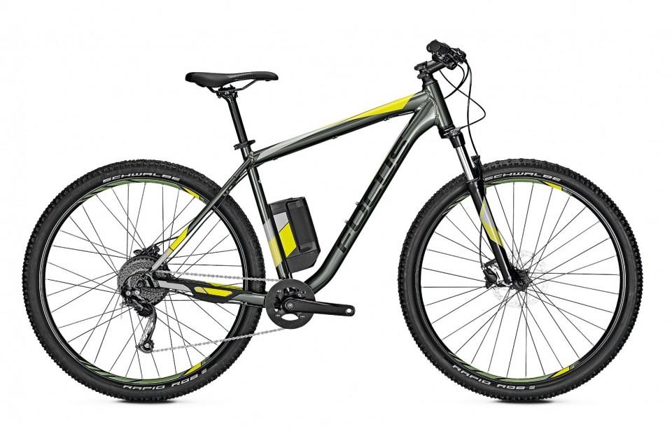 Focus Whistler² 3.9 29R  Groove Alltag & Fitness Elektro Mountain Bike 2019