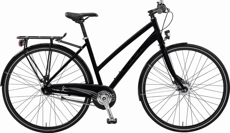 Fuji Absolute City 1.3 ST Woman Trekking Bike 2019