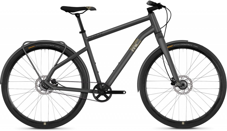 Ghost Square Urban 3.8 AL U Urban Bike 2019