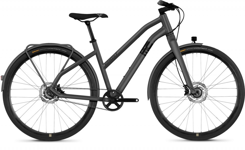 Ghost Square Urban X7.8 AL W Woman Urban Bike 2019