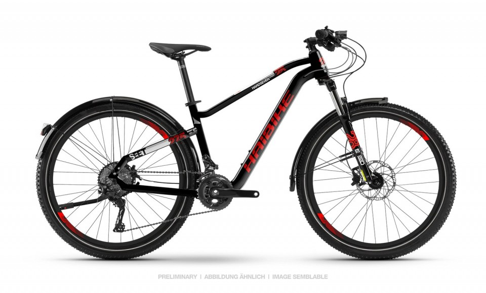 Haibike SEET HardSeven 2.5 Street Mountain Bike 2019