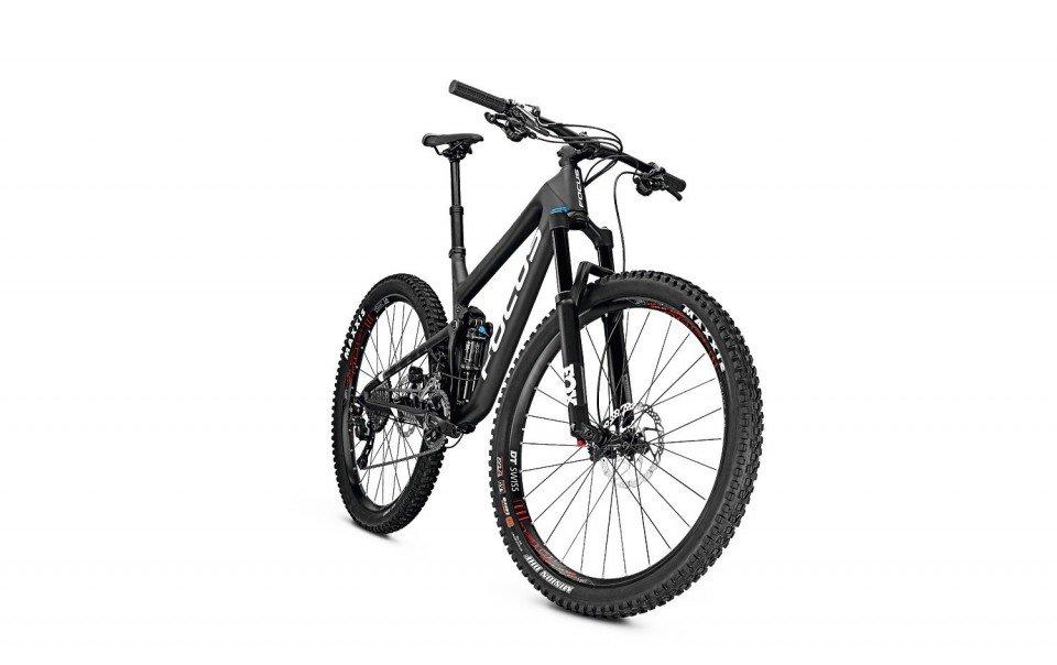 Focus Jam C Pro 27 Fullsuspension Mountain Bike 2018