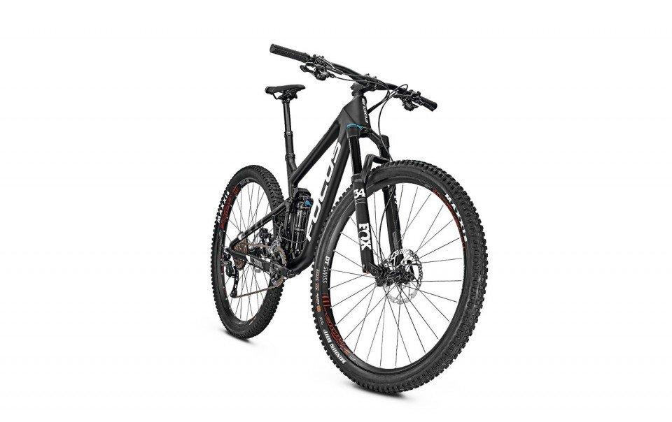 Focus Jam C Pro 29 Fullsuspension Mountain Bike 2018
