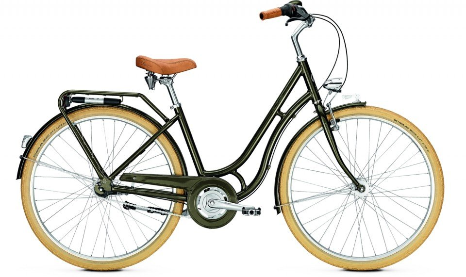 Kalkhoff City Classic 7R City Bike 2018