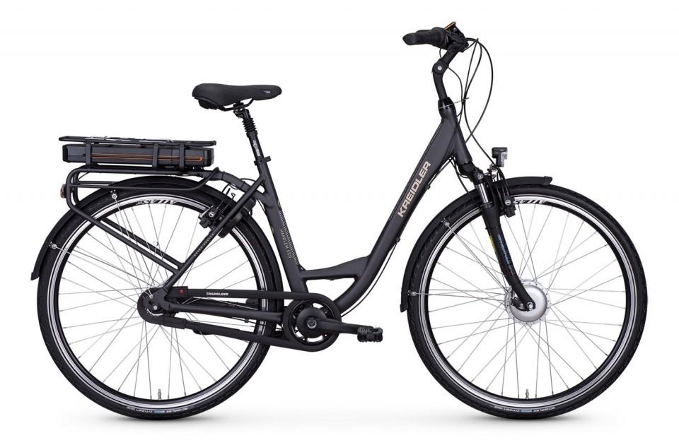 Kreidler Haarlem Eco Bafang Elektro Fahrrad 2019