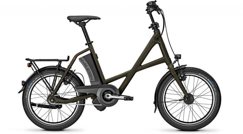 Raleigh Leeds R Compact (11 Ah) Impulse Elektro Fahrrad 2018