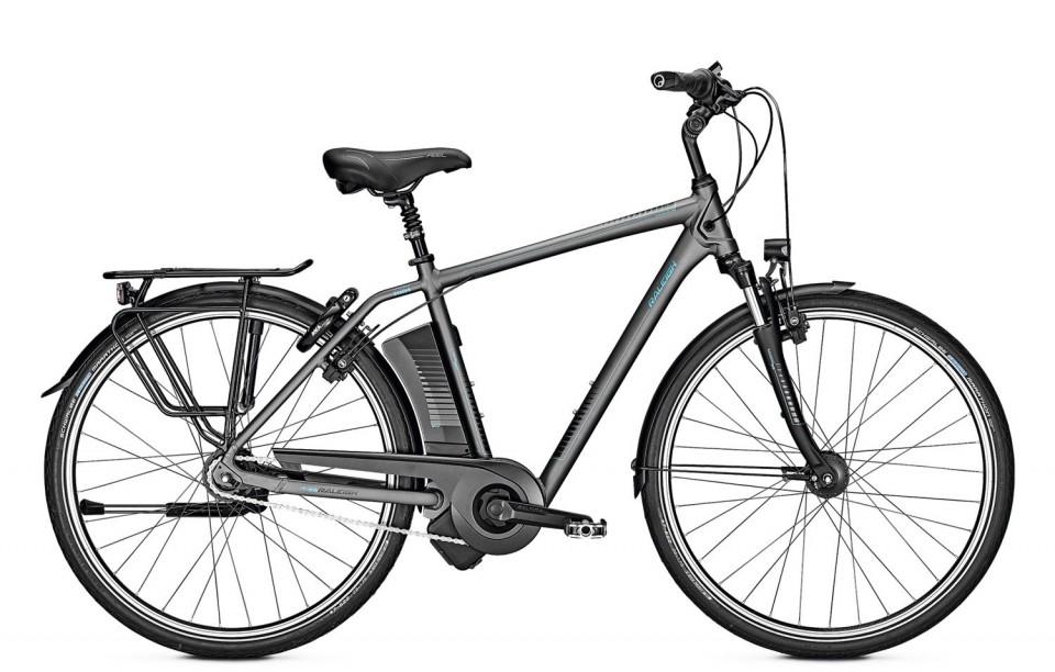 Raleigh Dover 8 HS 17,0 Ah Impulse Elektro Fahrrad 2019