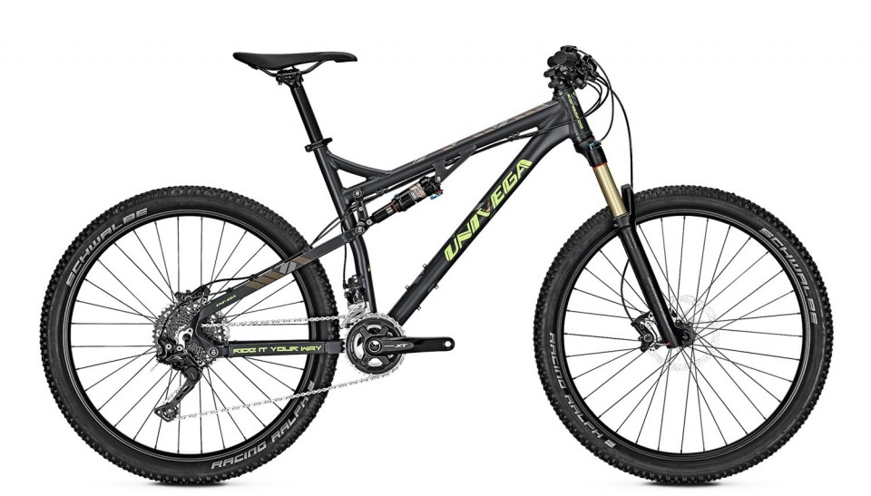 Univega Renegade Expert 27.5R Fullsuspension Mountain Bike 2019