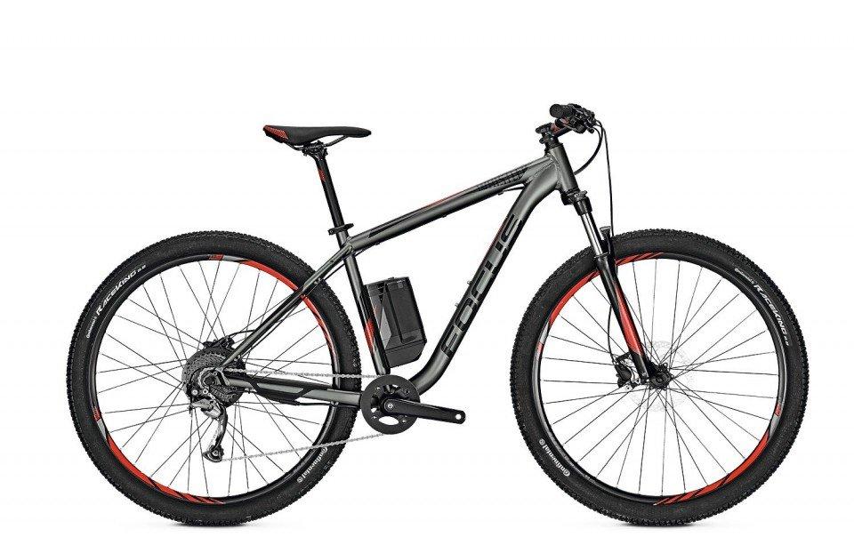Focus Whistler² 29R Groove Elektro Fahrrad 2018