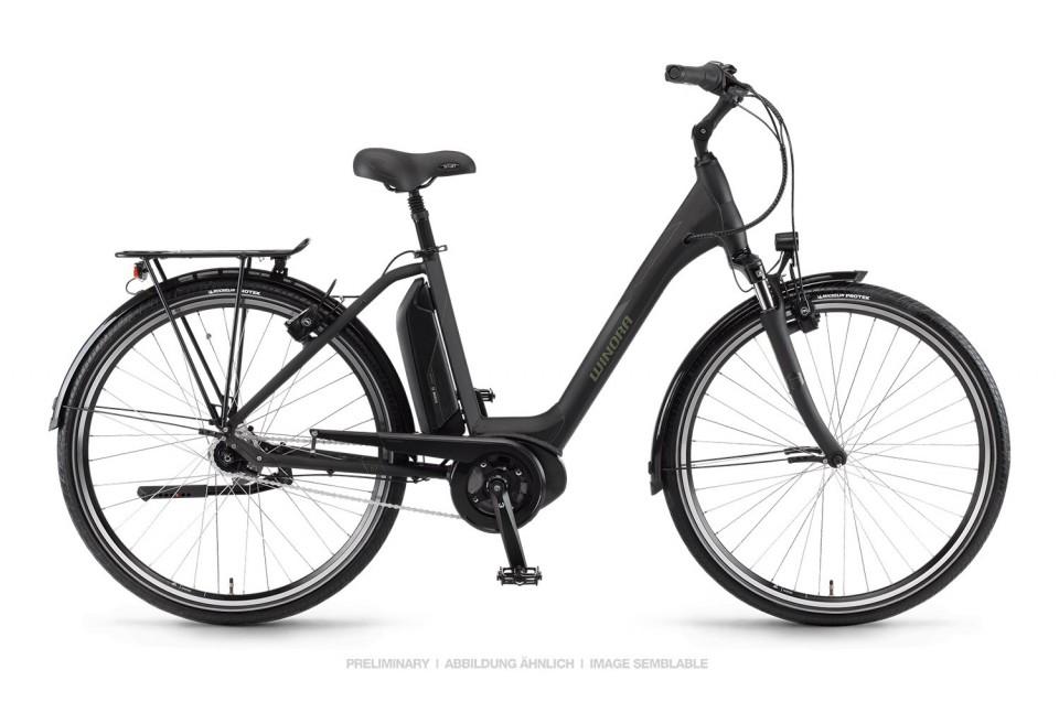 Winora Sima N7f 400Wh Bosch Elektro Fahrrad 2019
