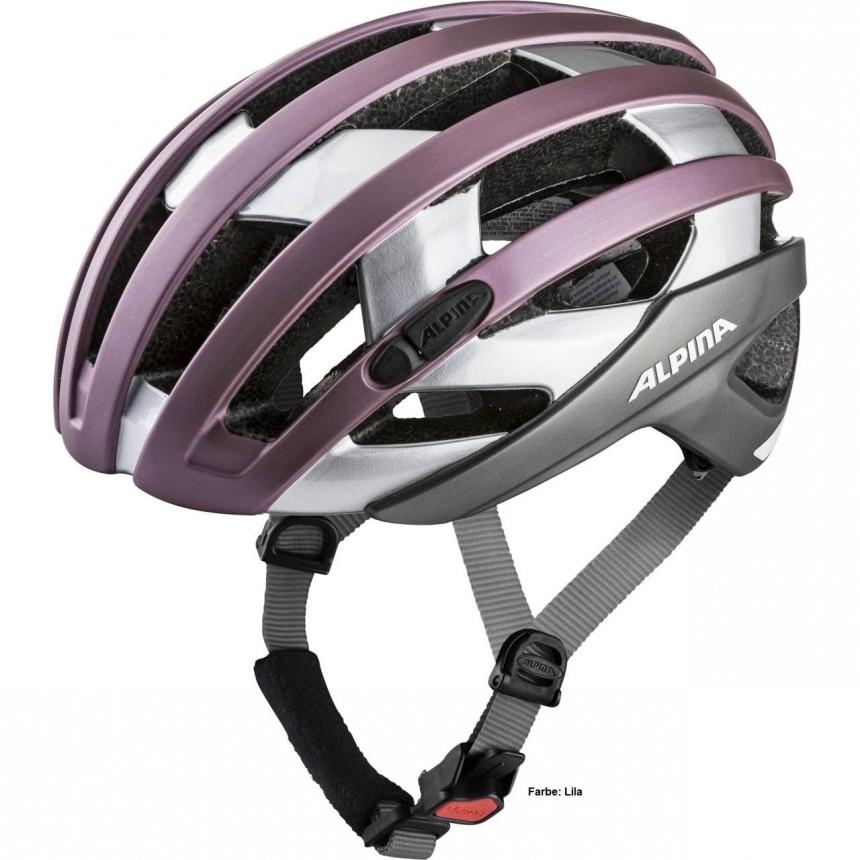 Alpina Campiglio City Fahrrad Helm