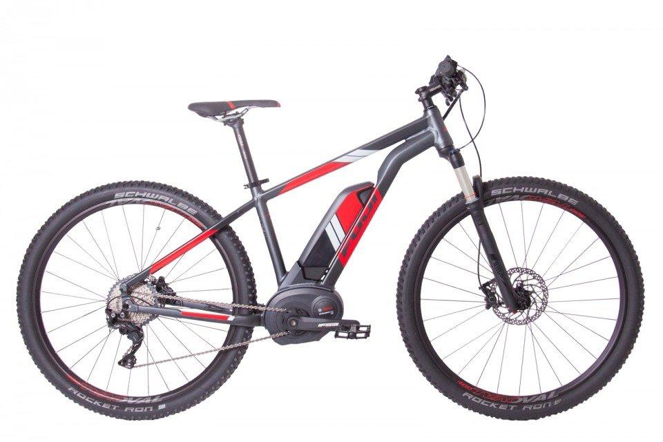 Fuji Ambient 1.1 29R Elektro Fahrrad/Twentyniner Mountain eBike 2017