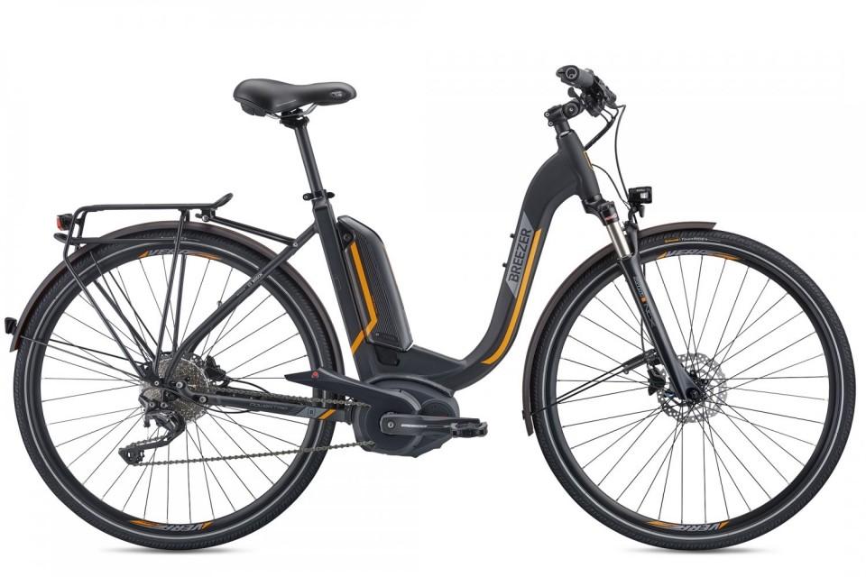 Breezer Powertrip + LS Bosch Elektro Fahrrad 2018