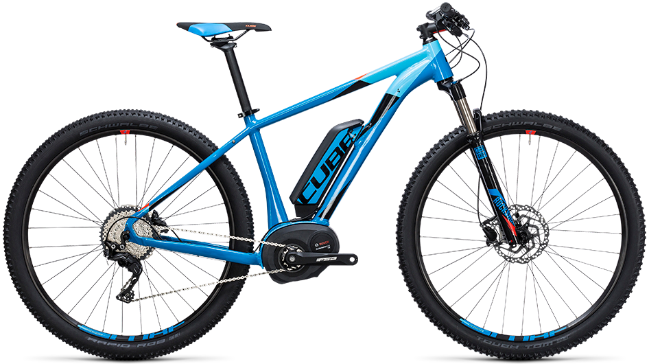 Cube Reaction Hybrid HPA Race 500Wh 27.5R Elektro Fahrrad/Mountain eBike 2017