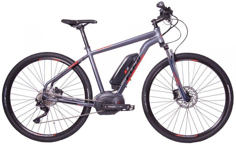 Fuji E-Traverse 1.1 28R Elektro Fahrrad/Cross eBike 2017