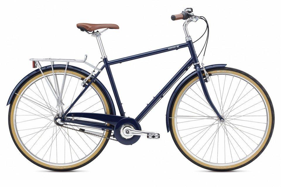 Breezer Downtown 3 City Bike 2017