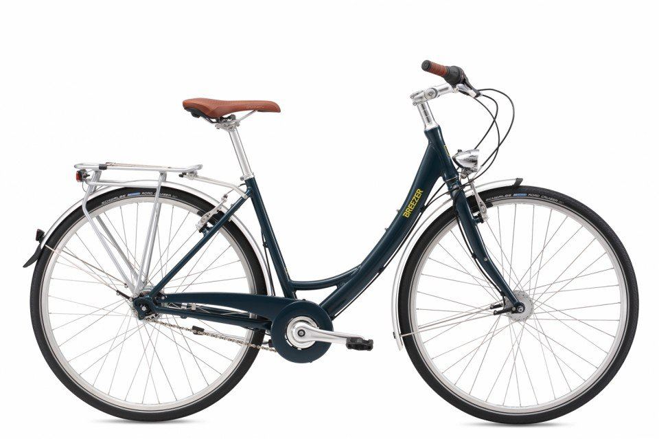 Breezer Liberty IGR+ LS City Bike 2017