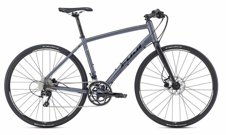 Fuji Absolute 1.1 Disc Fitness Bike 2017
