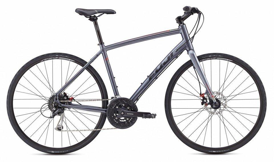 Fuji Absolute 1.7 Fitness Bike 2017
