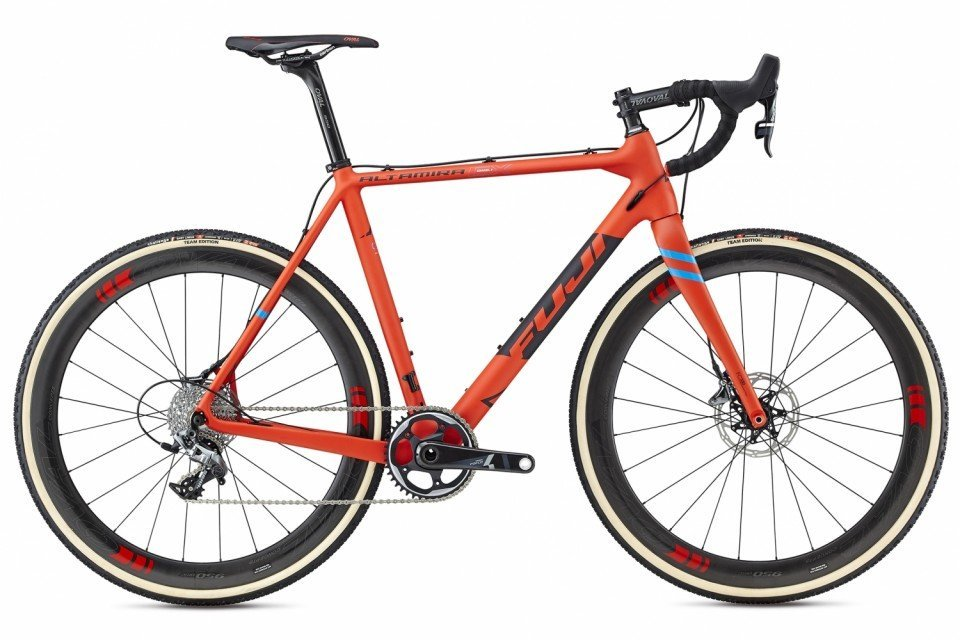 Fuji Altamira CX 1.1 Cyclocross Bike 2017