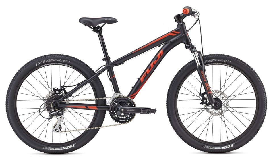 Fuji Dynamite Pro Disc 24R Kinder Mountain Bike 2017