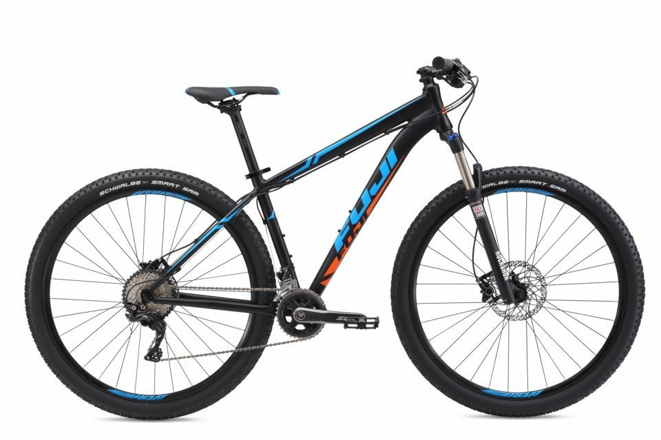Fuji Nevada 1.0 LTD 29R Twentyniner Mountain Bike 2017