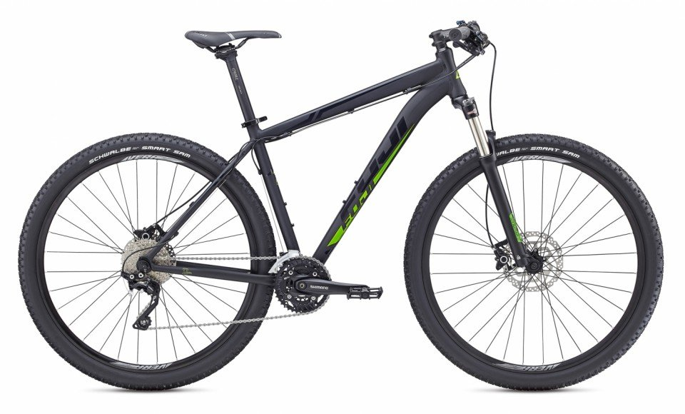 Fuji Nevada 1.1 29R Twentyniner Mountain Bike 2017