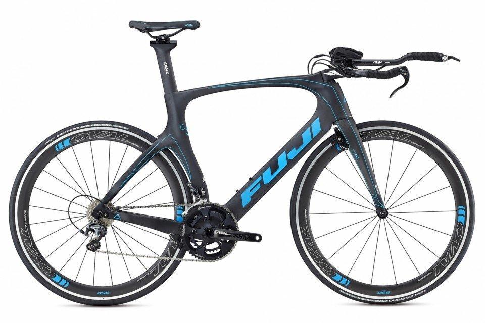 Fuji Norcom Straight 2.1 Zeitfahren/Triathlon Bike 2017