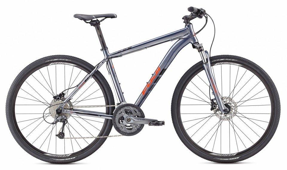 Fuji Traverse 1.3 Disc Cross Bike 2017