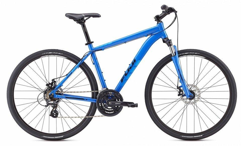 Fuji Traverse 1.7 Disc Cross Bike 2017