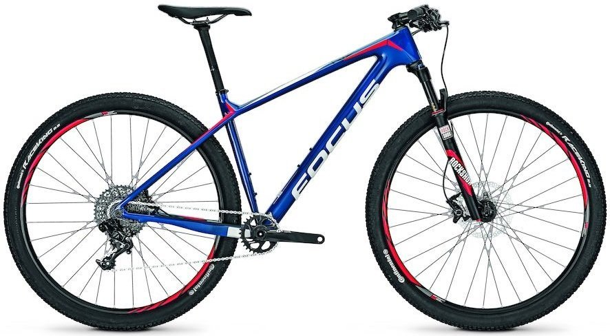 Focus Raven Evo 27.5R Mountain Bike 2017