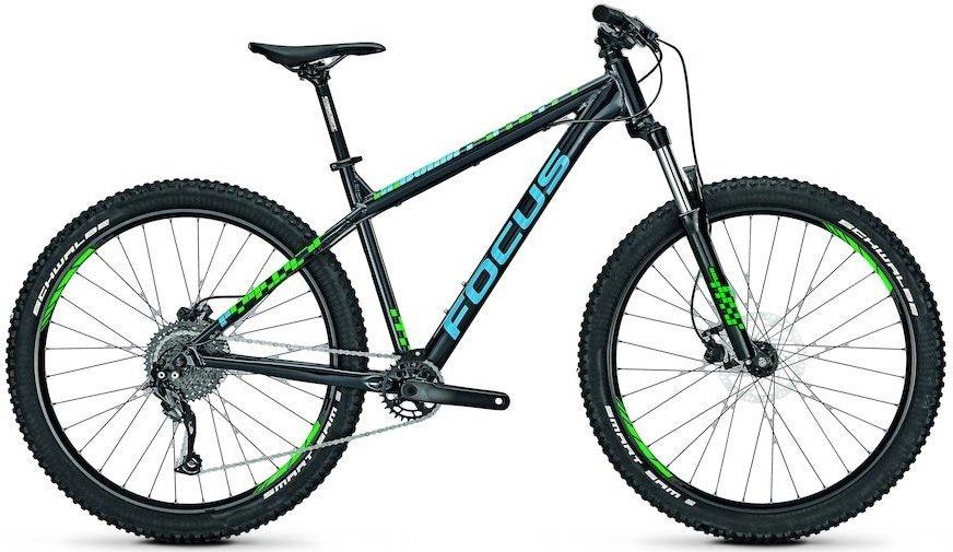 Focus Bold Evo 27.5R+ Mountain Bike 2017