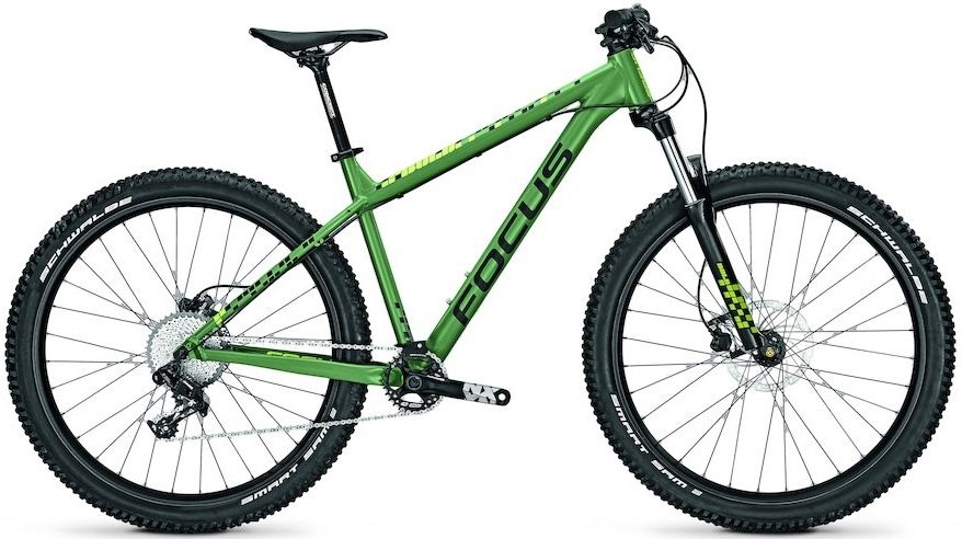 Focus Bold Pro 27.5R+ Mountain Bike 2017