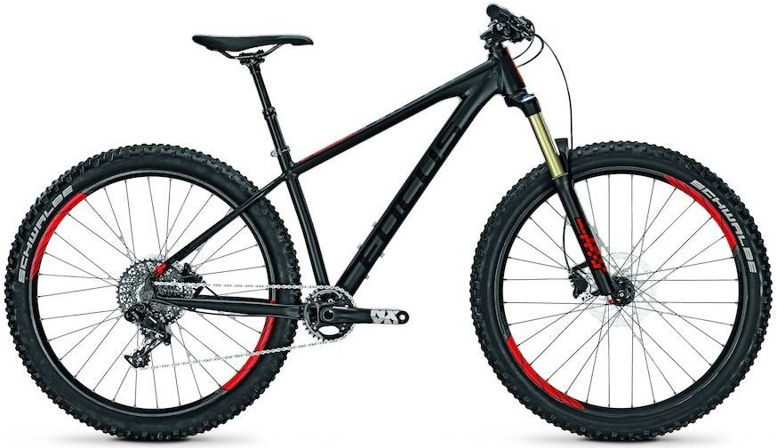 Focus Bold SL 27.5R+ Mountain Bike 2017