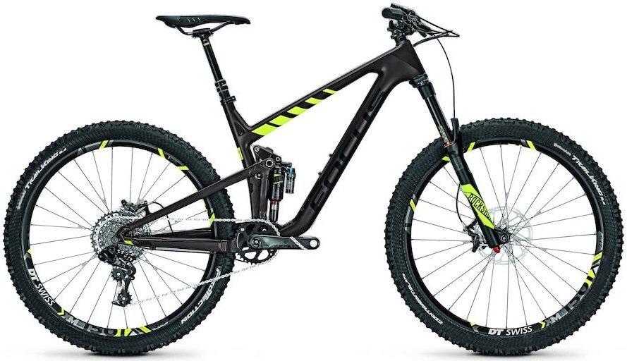 Focus JAM C Factory 27.5R Enduro/All Mountain Bike 2017