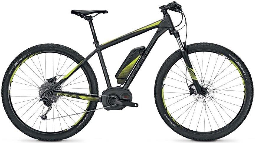 Focus Jarifa Bosch 29R Elektro Fahrrad/Twentyniner Mountain eBike 2017
