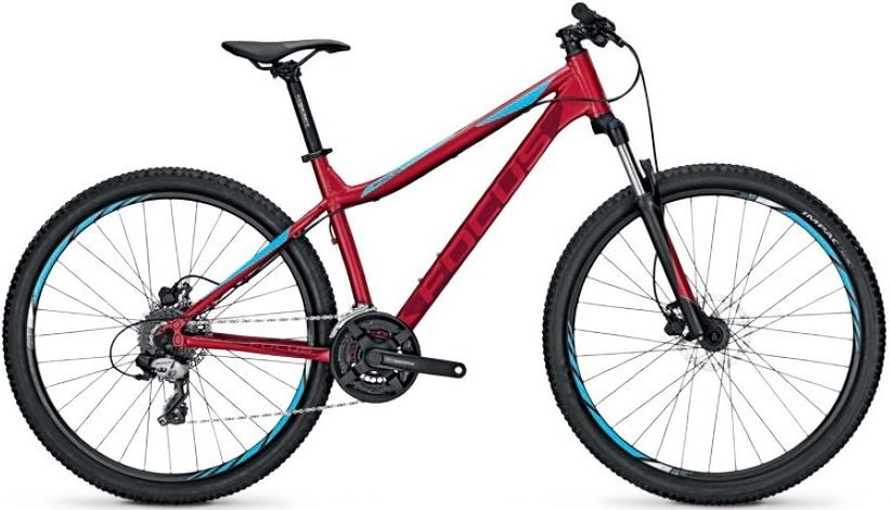 Focus Whistler Elite Donna 27.5R Mountain Bike 2017