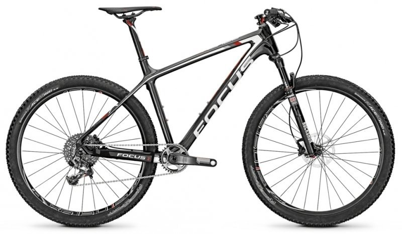 Focus Raven 27R 1.0 XC Team Mountain Bike 2015