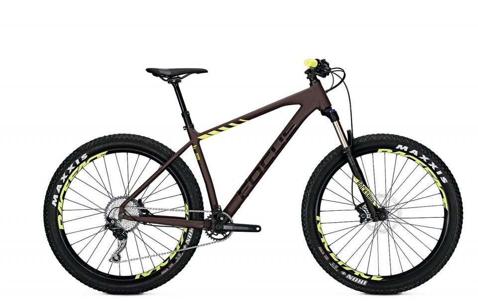 Focus Bold Factory 27.5R Mountain Bike 2018