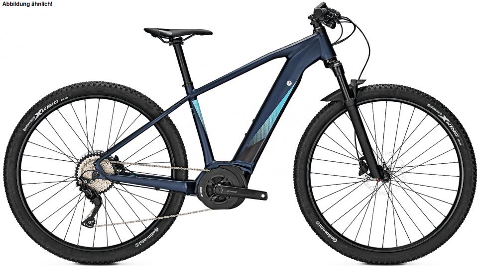 Focus Jarifa² Active 29R Bosch Elektro Fahrrad 2018
