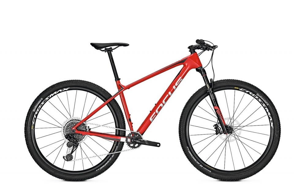 Focus Raven Lite 27.5R Mountain Bike 2018