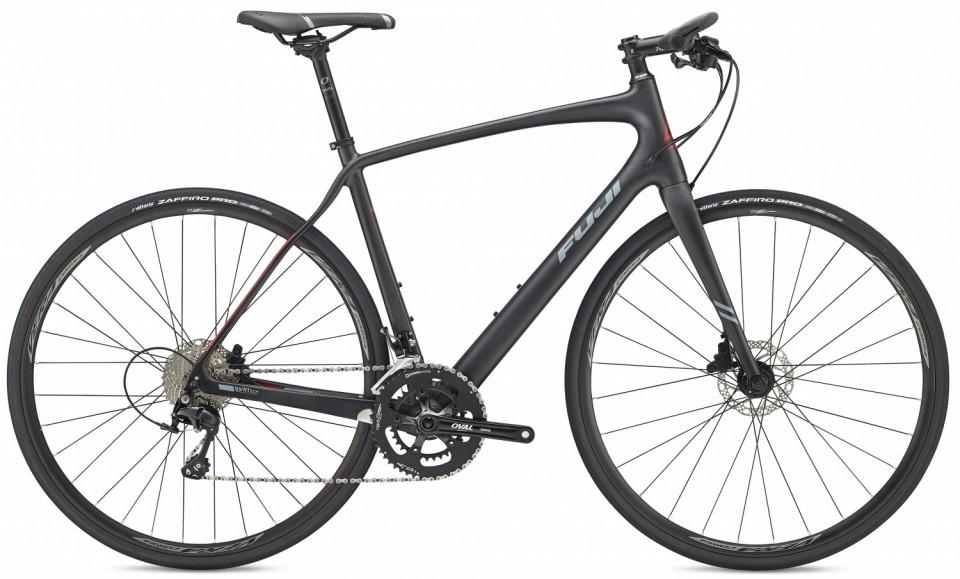 Fuji Absolute Carbon Fitness Bike 2018
