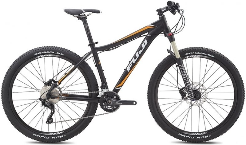 Fuji Addy 1.1 27.5R Womens Mountain Bike 2015