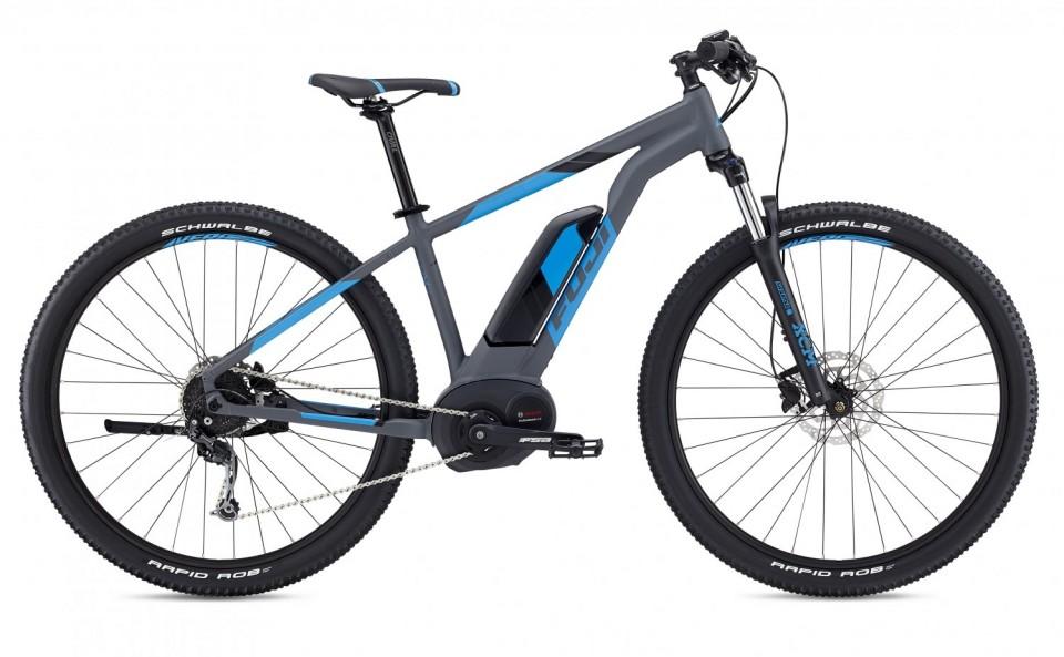 Fuji Ambient 29 1.5 Bosch Elektro Fahrrad 2018