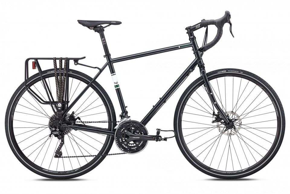 Fuji Touring Disc Trekking Bike 2018