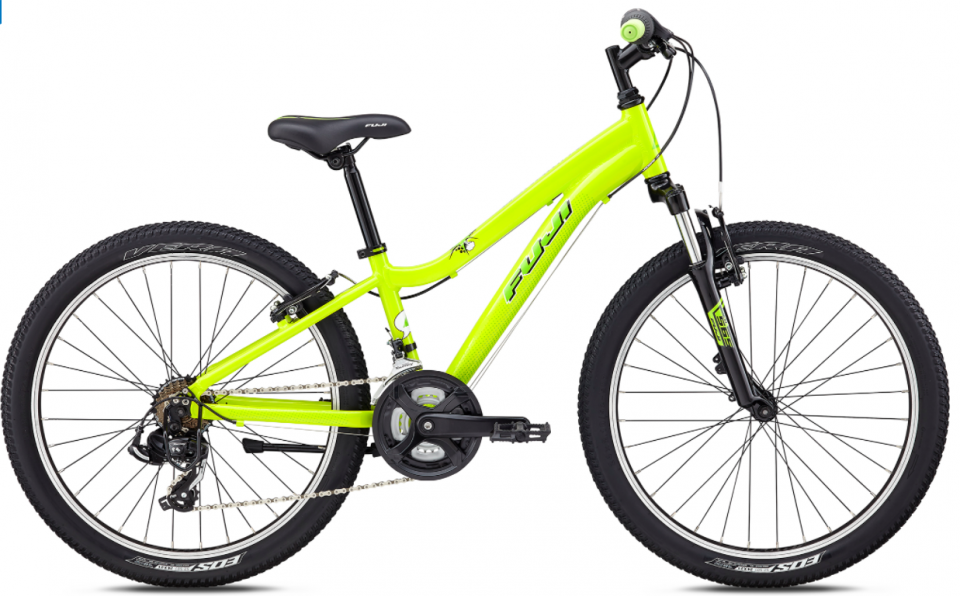 Fuji Dynamite Comp Boy 24R Kinder Mountain Bike 2018