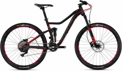 Ghost Lanao FS 5.7 AL W 27.5R Fullsuspension Mountain Bike 2018 schwarz