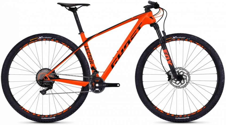 Ghost Lector 4.9 LC U 29R Mountain Bike 2018