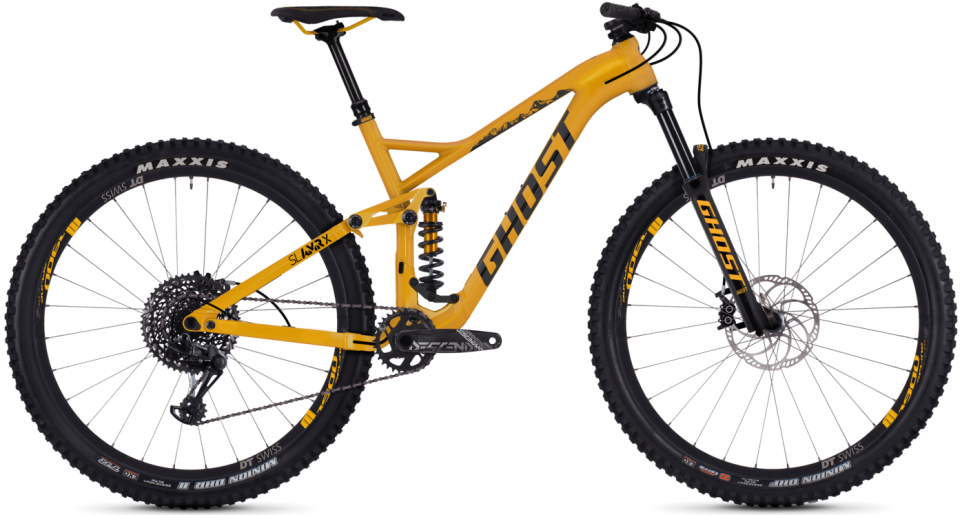 Ghost Slamr X5.9 AL 29R Fullsuspension Mountain Bike 2018